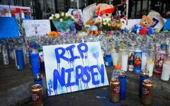 Nipsey Hussle's death leaves a hole in a grieving community
