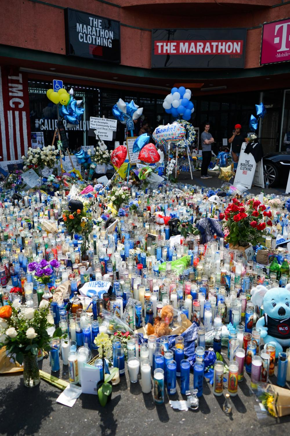 El Camino College Union   Nipsey Hussle's death leaves a hole in a