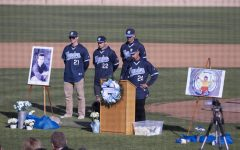 Sladen Mohl honored in memorial at Warrior Field