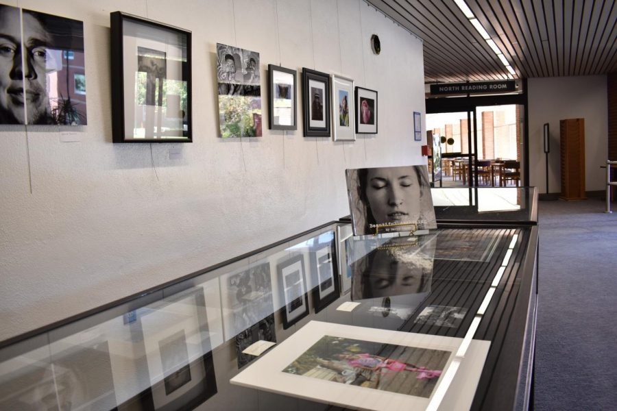 Photography students show their work in the
