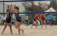 Photos from Warriors women's beach volleyball pairs tournament