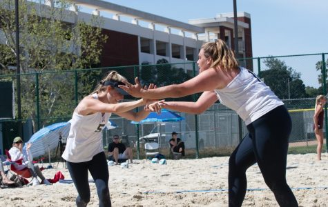 Warriors women's beach volleyball sweeps matches versus Mt. San Antonio, Santa Ana