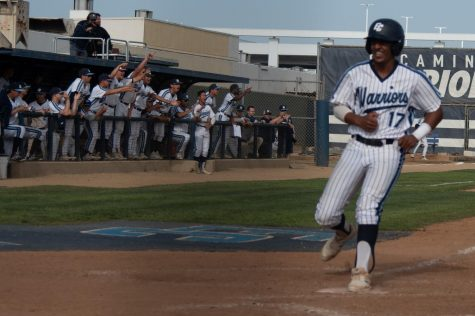 """This one was for Sladen:"" Walk-off home run pulls Warriors past LA Harbor"