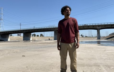Homeless student pursues comedy career in LA