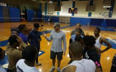 Men's basketball coach hopes to impact players' lives