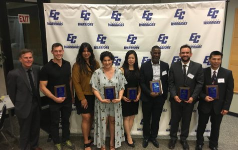 Class of 2019 inducted into EC Athletic Hall of Fame