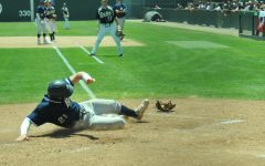 Warriors baseball team defeats San Joaquin Delta, wins opening game of state championships