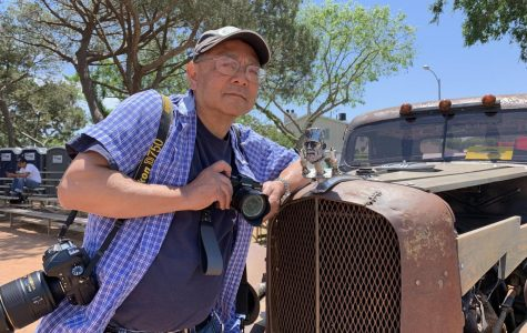 Photojournalism instructor Gary Kohatsu set to retire