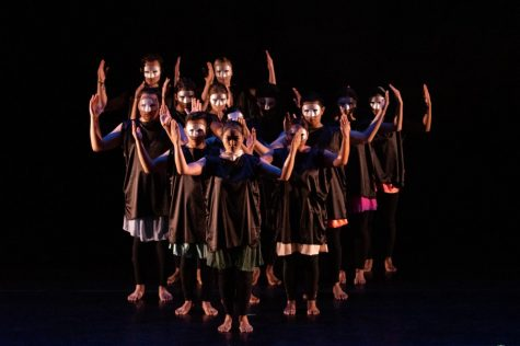 Spring Advanced Dance  Concert, May 2, at Marsee Auditorium. Photo credit: Elena Perez