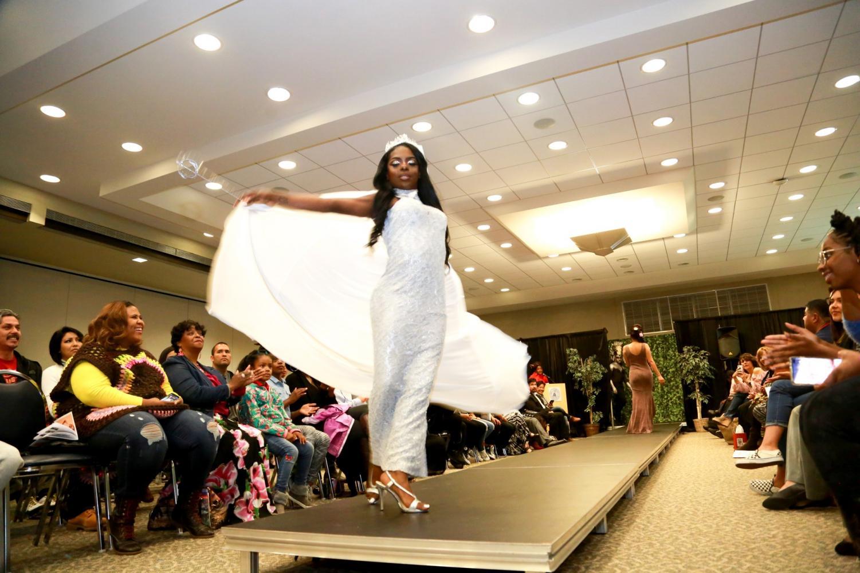 Fashion show showcases diverse array of designers – El
