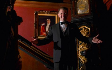 Q&A with professor and member of the Magic castle