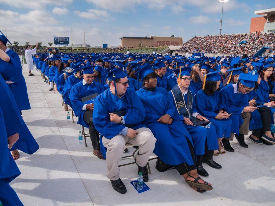 Annual commencement ceremony celebrates 2019 graduates