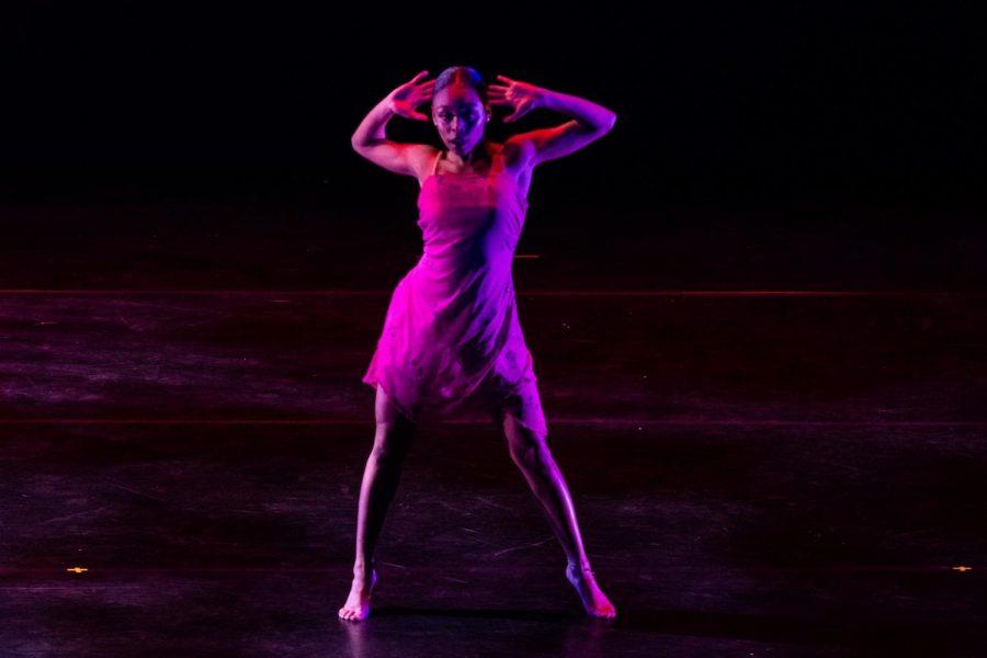 Ballet dancer uses her art form to progress in life