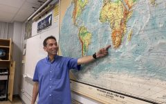 World traveler professor visits 154 countries with 41 more still in sight