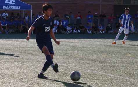 Late goal salvages draw for ECC men's soccer team against Rio Hondo College