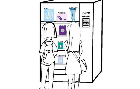 Adult vending machines should be installed on campus