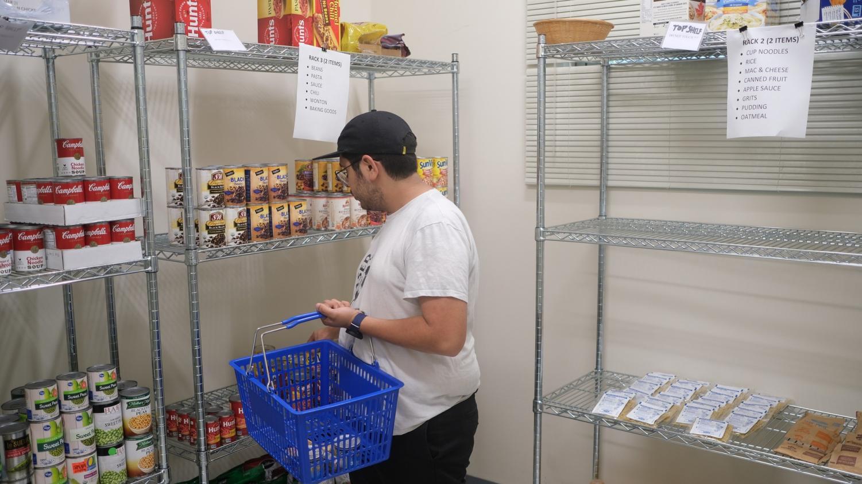 la food bank pantry locator