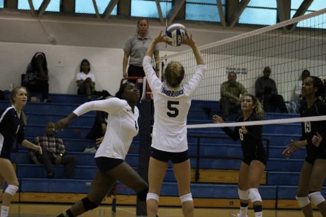 ECC women's volleyball team continues league dominance with wins over Pasadena City, East Los Angeles College