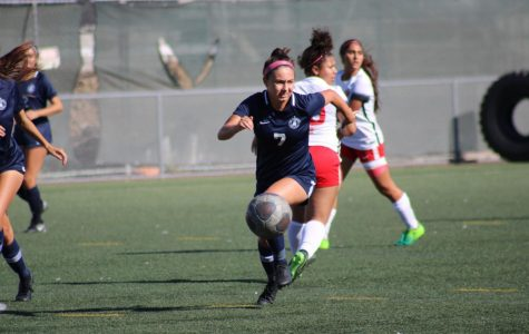 ECC women's soccer team shutout by Pasadena City College for first conference game of the season