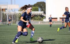 ECC women's soccer team draws in final non-conference game