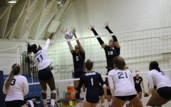 ECC women's volleyball team continues run for league title with commanding performances