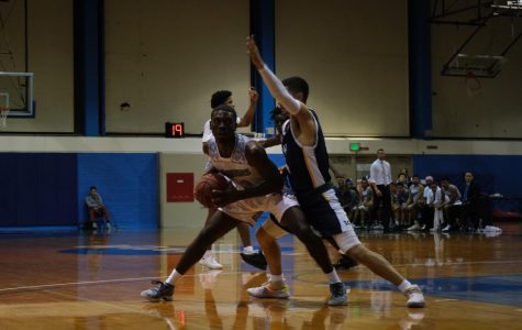 ECC men's basketball team drops third straight game to start the season