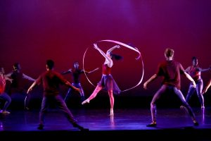 14 photos from the Fall Advance Dance Concert