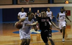ECC men's basketball team loses to Santa Ana College ahead of Porterville Classic tournament