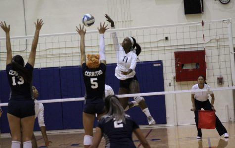 ECC women's volleyball team remain undefeated in conference