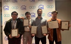 Student-run publications receive regional and national recognition