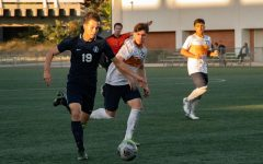 ECC men's soccer team defeats Los Angeles Harbor College, advances to next round of conference championships