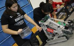 Robotics competition 'lifts spirits of middle schoolers'