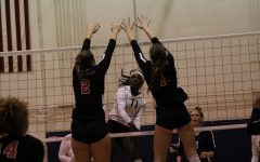ECC women's volleyball team advances to next round of conference tournament after win over Cerritos College