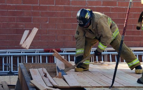 Firefighter trainees endure long hours, demanding tasks during fire academy