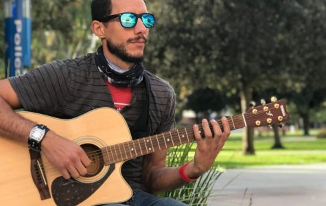 Musician dreams of 'successfully' recording original songs