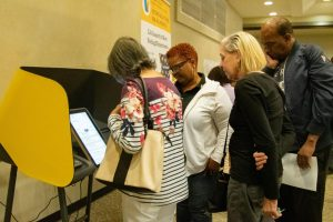 Campus to serve as voting center during presidential primary elections