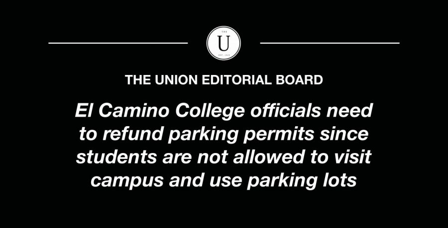 Administrators need to issue parking permit refunds this month