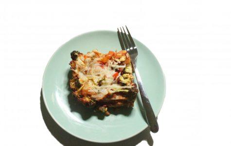One Pan Spaghetti. Photo credit: Rachel Maldonado