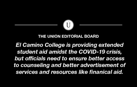 As resources become available to students, officials must do a better job at advertising them