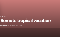 'Remote tropical vacation': Quarantunes edition 14