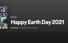 'Happy Earth Day 2021': Quarantunes edition 15