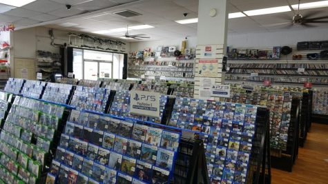Cali Games offers a wide selection of games from any console. The store also specializes in repairing electronics. Lawndale, CA 90260. (Phot by Manuel Guzman/ Warrior Life)