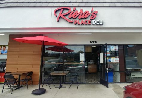 Riera's Place, a deli located on the corner of Pacific Coast Highway and Prospect, Redondo Beach, is owned by Nick Riera.